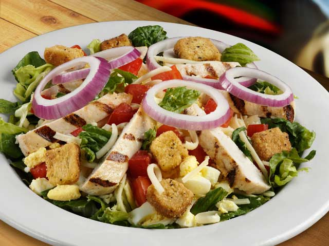 Chef Salad Adelphia Sports Bar